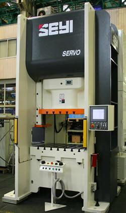 Presscare Servo Drive Presses Sd1 Series